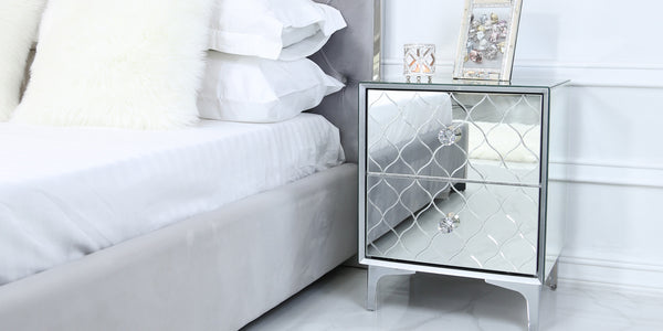 How to clean your Mirrored Furniture from Lux-Hom 3