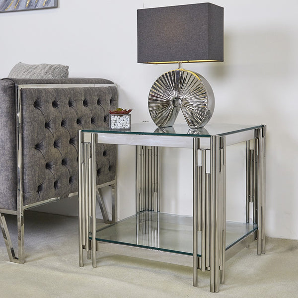 Rohen End Table and Side Table at Lux-Hom