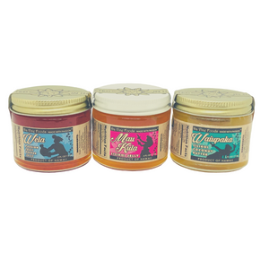 Hawaiian Lilikoi Jelly & Butter Sampler 3 Pack