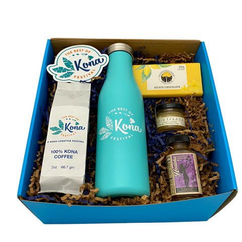 "Best of Kona Festival ""Tastes of Kona"" Gift Box"