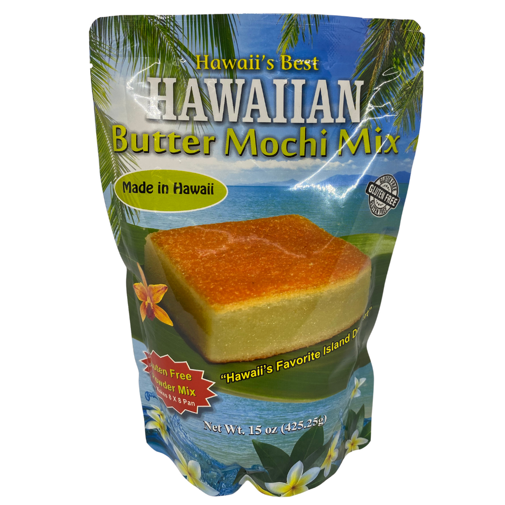 Hawaii's Best - Hawaiian Butter Mochi Mix
