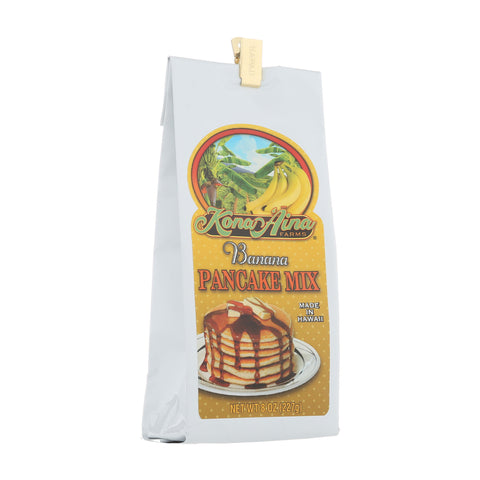 Kona 'Aina Farms Banana Buttermilk Pancake Mix