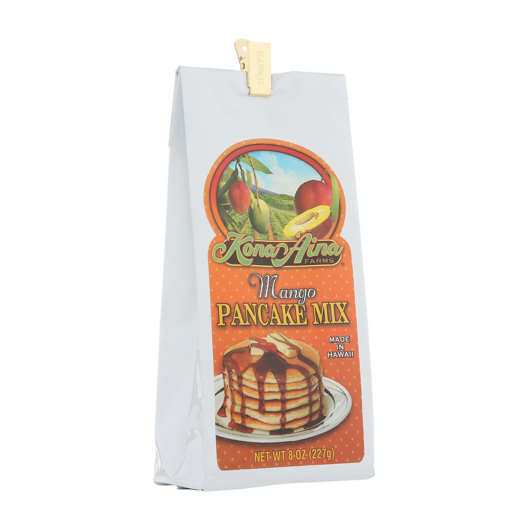 Kona 'Aina Mango Buttermilk Pancake Mix