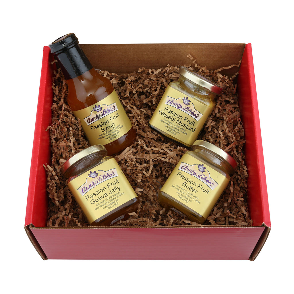 Hawaiian Holiday -  Passion Fruit Delight Gift Box