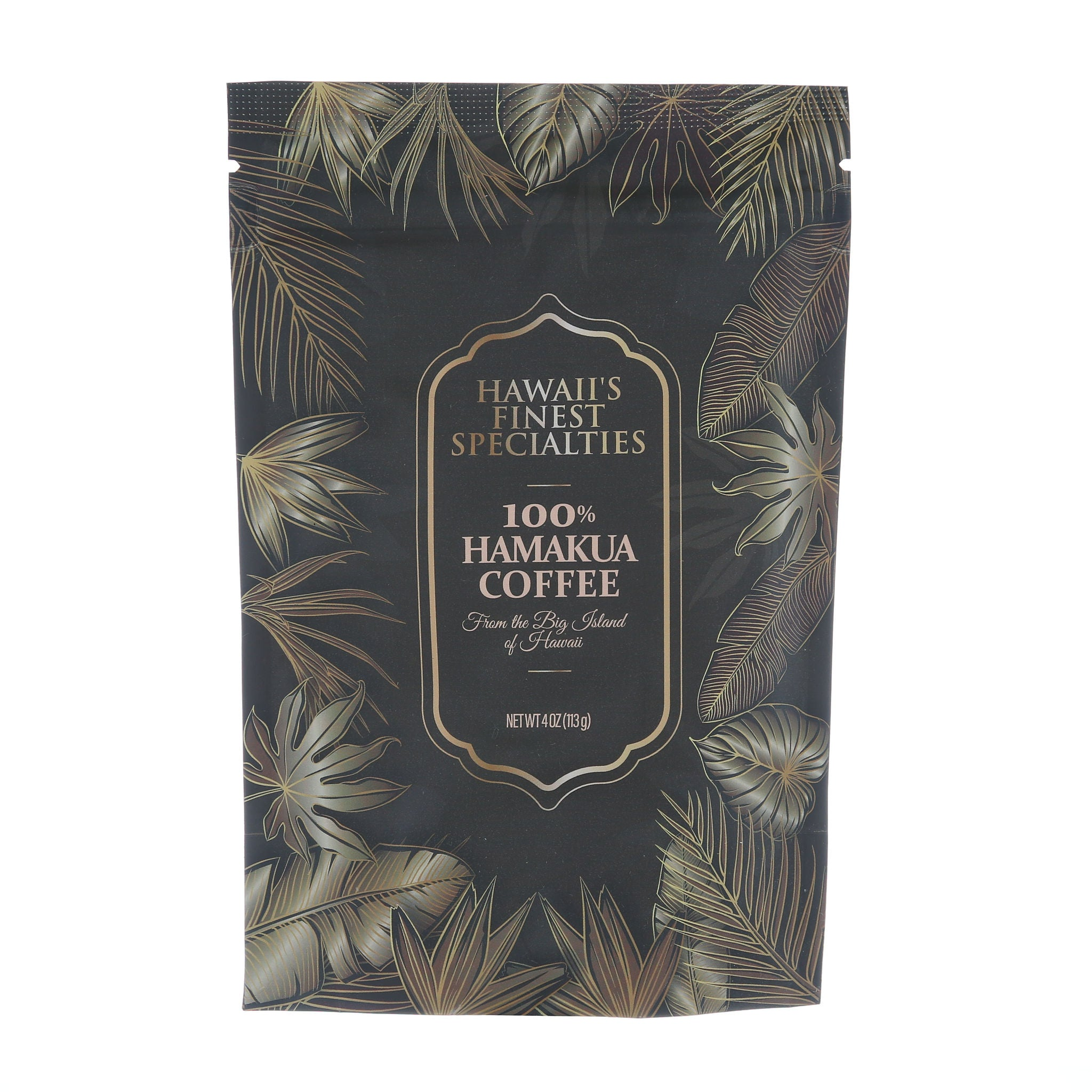 Hawaii's Finest Specialties 100% Hamakua Coffee