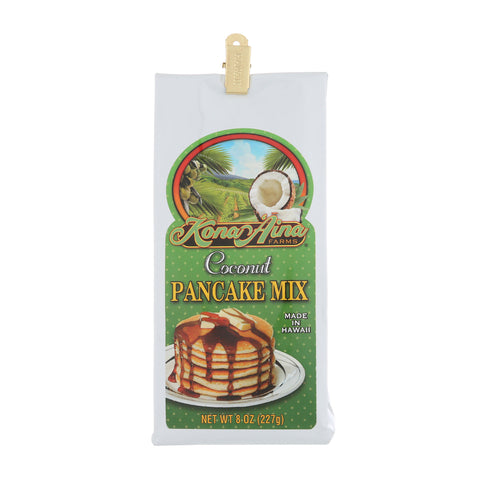 Kona 'Aina Farms Coconut Buttermilk Pancake Mix