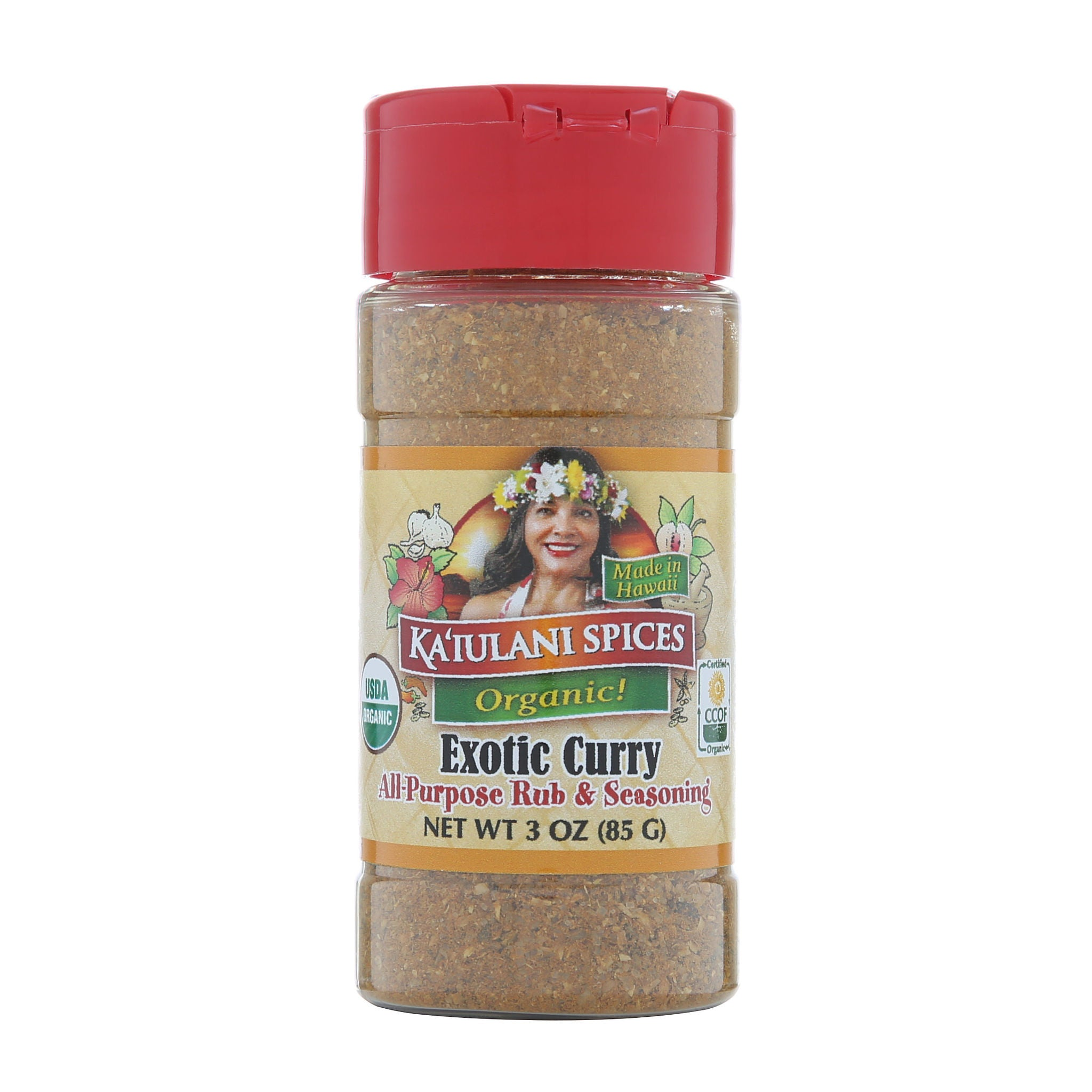 Kaiulani Spices Exotic Curry