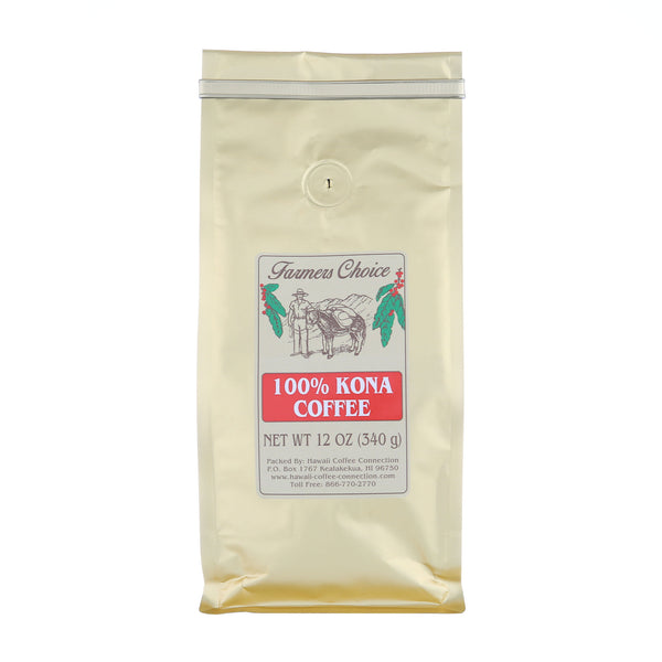 Farmers Choice 100% Kona Coffee