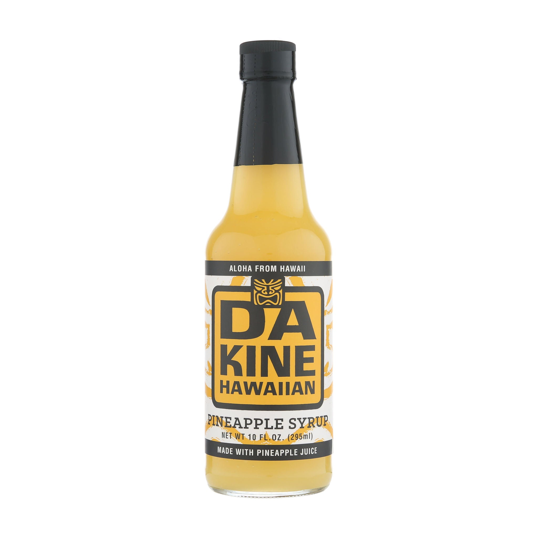 Da Kine Hawaiian Pineapple Syrup