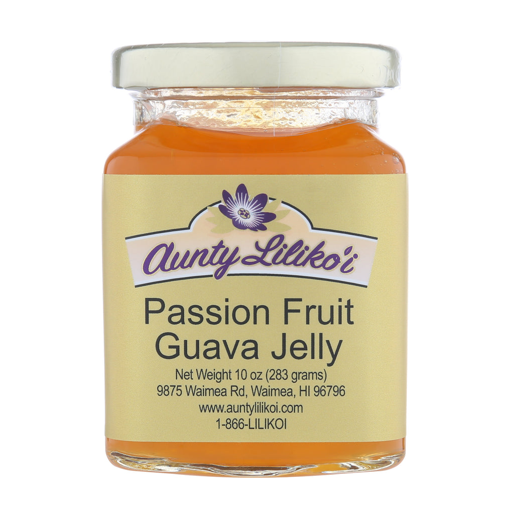 Aunty Lilikoi Passion Guava Jelly
