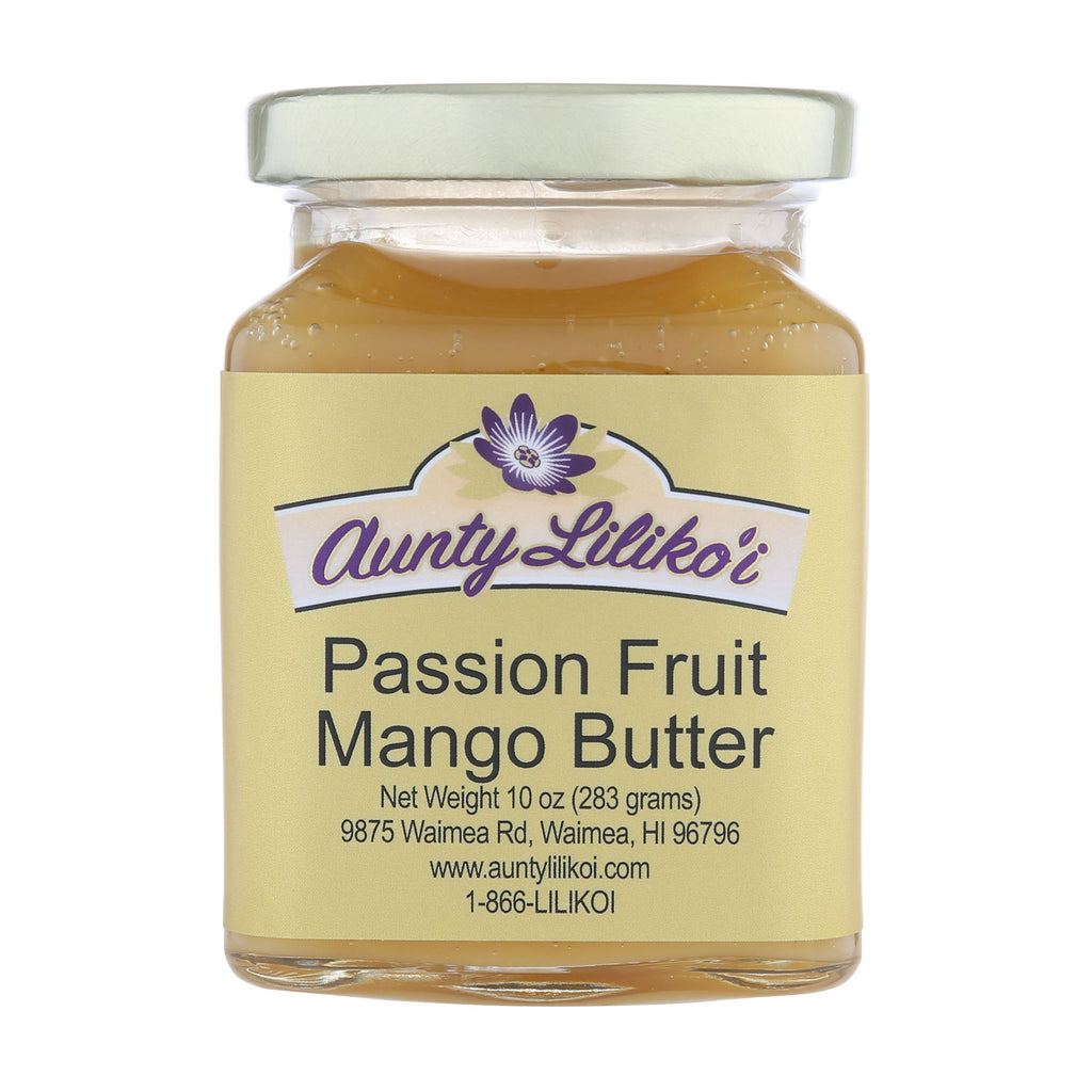 Aunty Lilikoi Passion Fruit Mango Butter