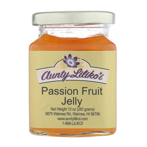 Aunty Lilikoi Passion Jelly