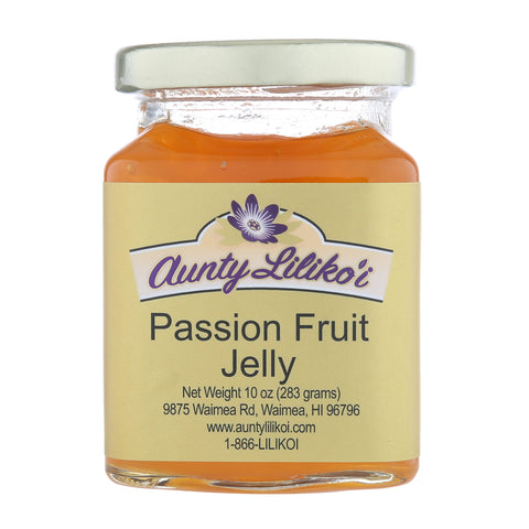 Aunty Lilikoi Passion Jelly 10oz.