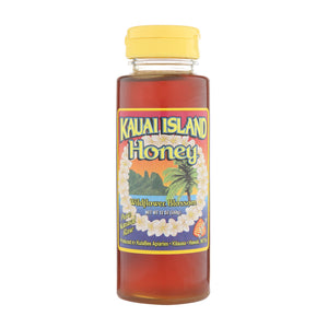 Kauai Island Honey Wildflower Blossom 12oz.