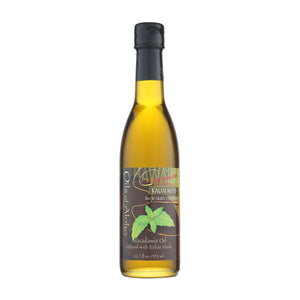 Oils of Aloha Kauai Herb Hawaiian Macadamia Nut Oil