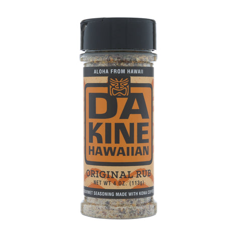 Hawaiian Rubs, Spices & BBQ Sauces