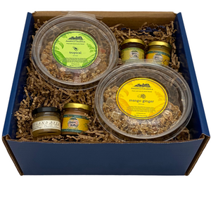 Tastes of Aloha - Hawaiian Morning Gift Box