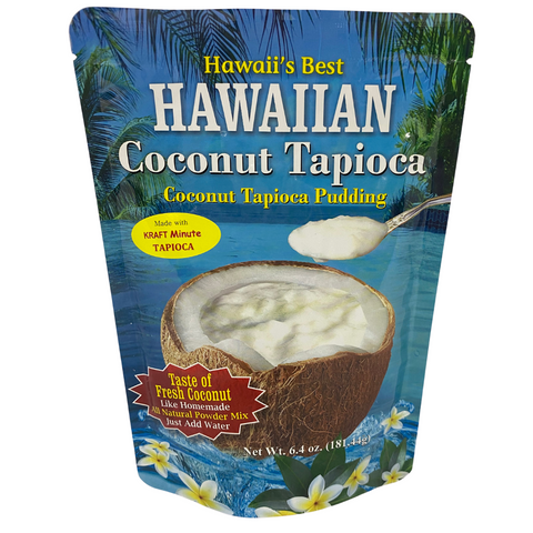 Hawaii's Best - Hawaiian Coconut Tapioca Pudding