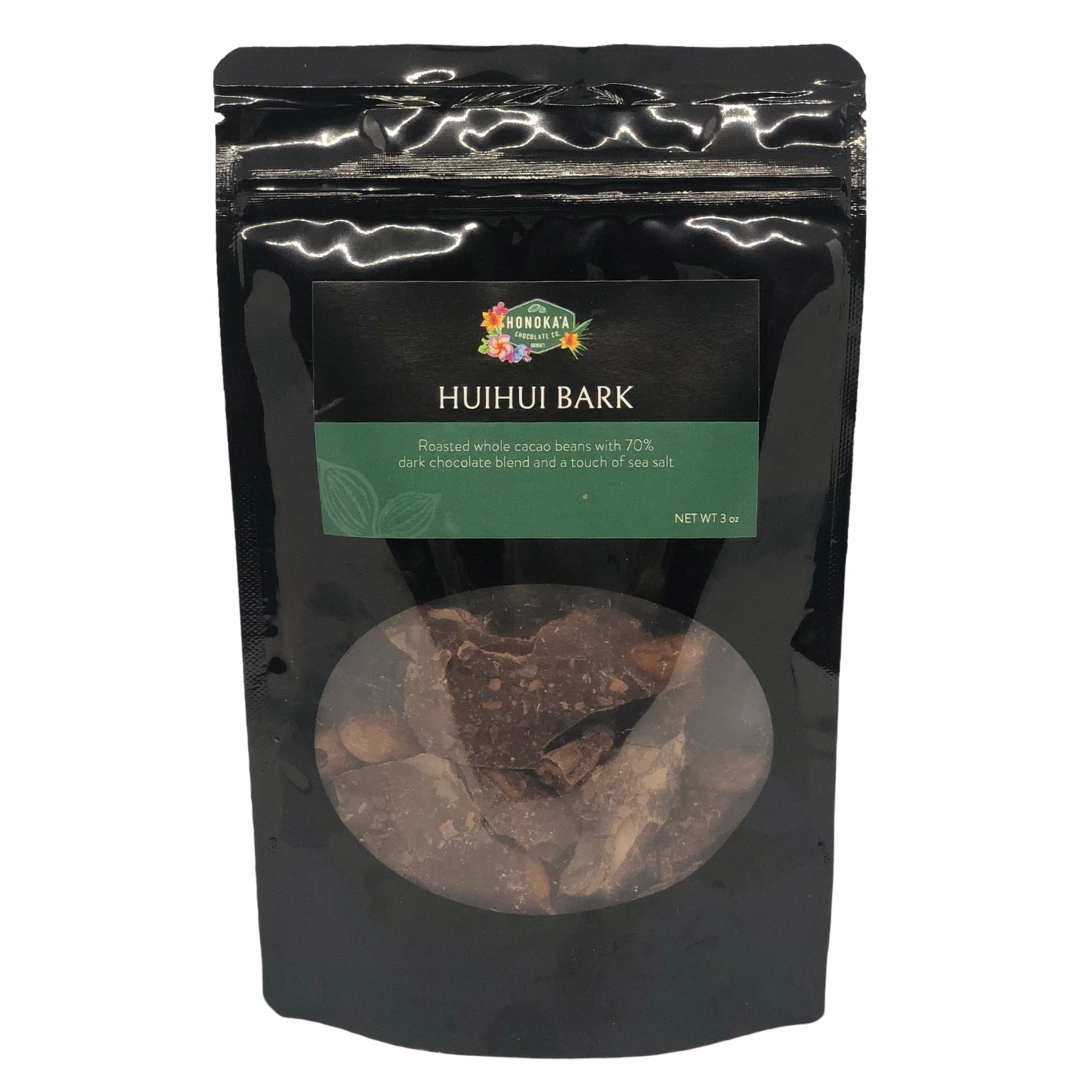Honoka'a Chocolate Co. - Hui Hui Bark