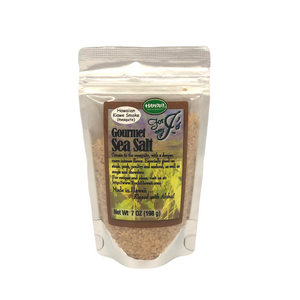 Hawaiian Kiawe Smoke Gourmet Sea Salt