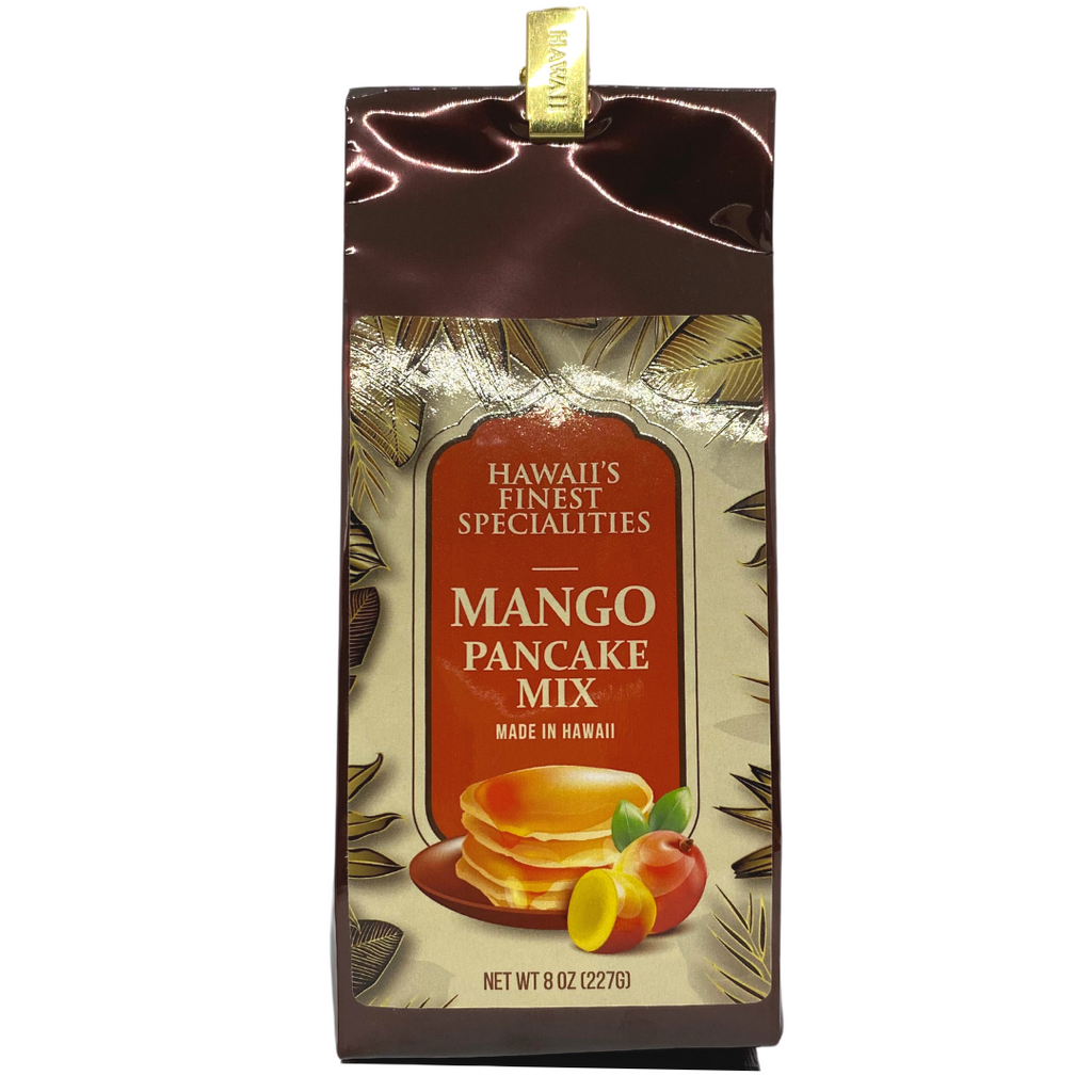 Hawaii's Finest Specialities Mango Buttermilk Pancake Mix