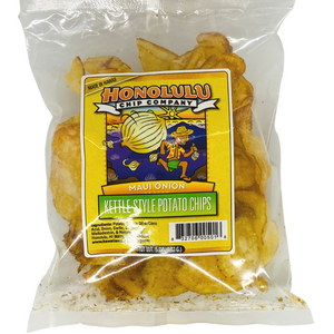 Honolulu Chip Company Maui Onion Kettle Style Chips