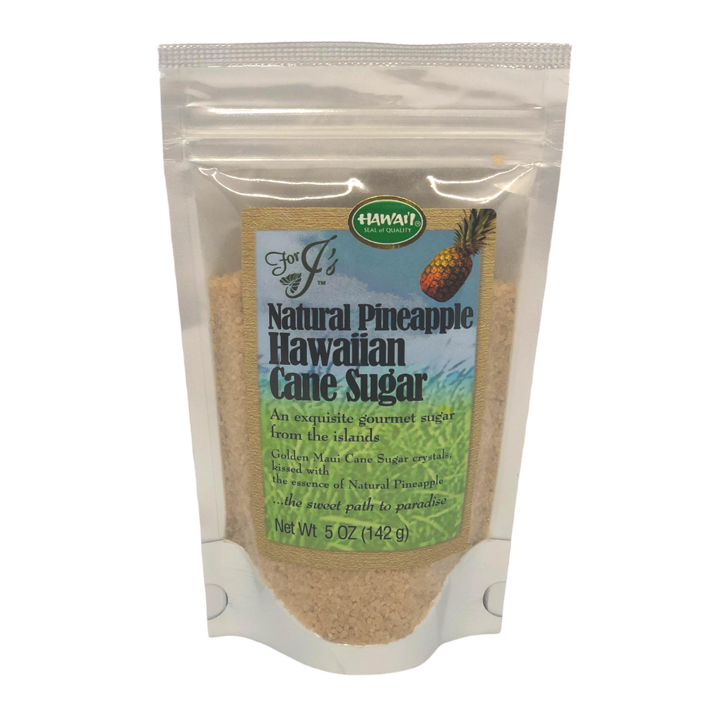 Natural Pineapple Hawaiian Cane Sugar