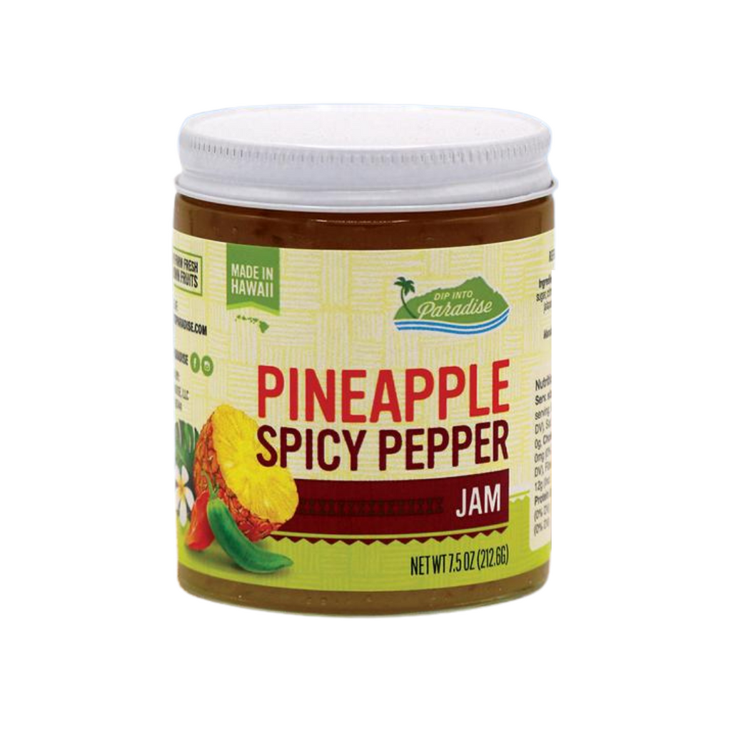 Dip into Paradise Pineapple Pepper Jam