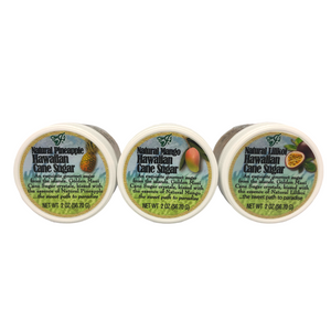 Tropical Sugar Trio Sampler