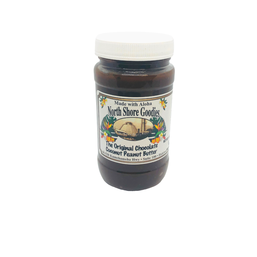 North Shore Goodies - The Original Chocolate Coconut Peanut Butter