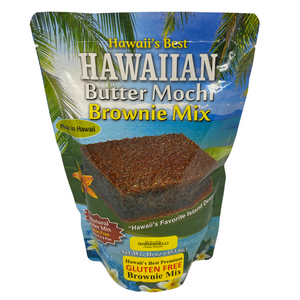 Hawaii's Best - Hawaiian Butter Mochi Brownie Mix