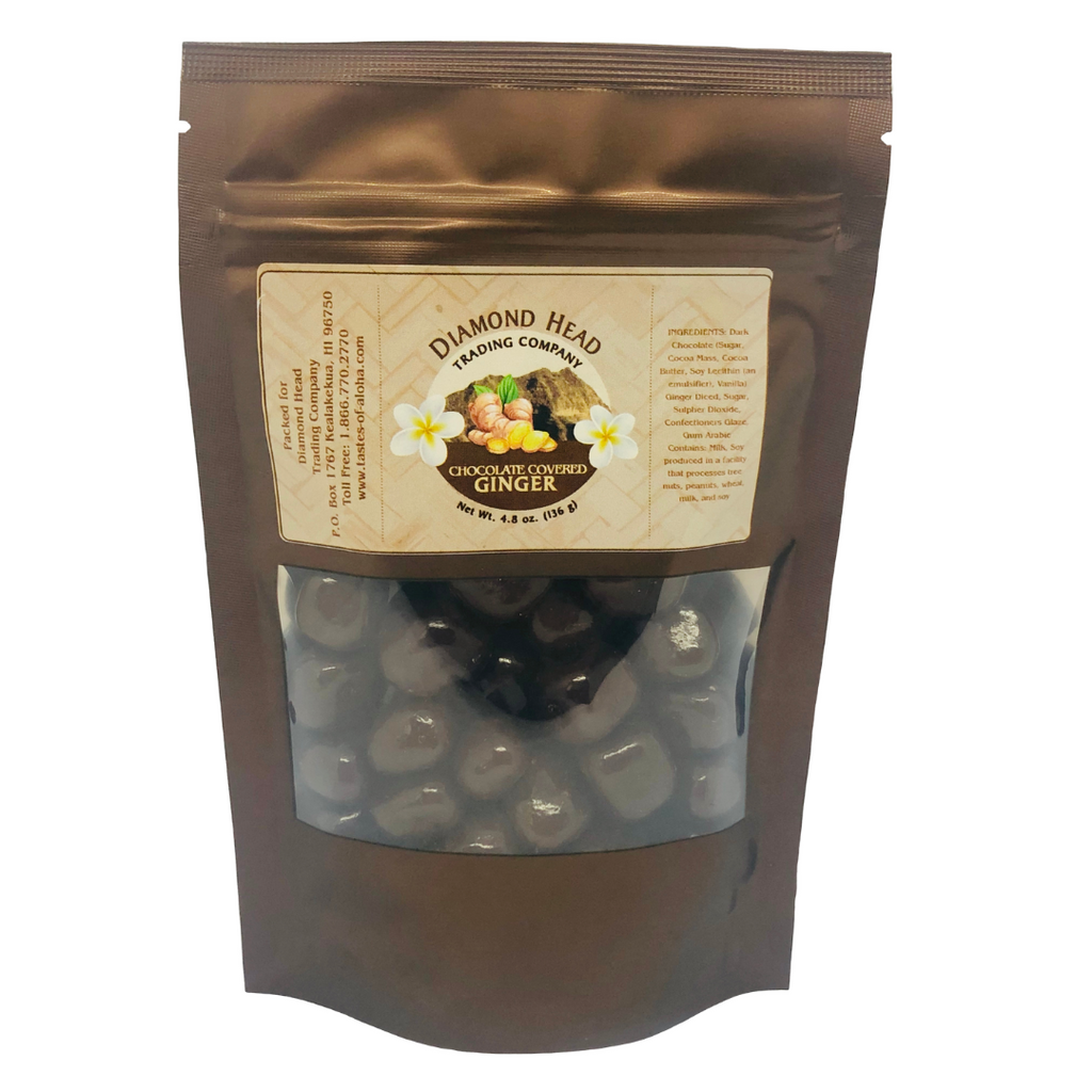 Diamond Head Trading Co - Chocolate Covered Ginger