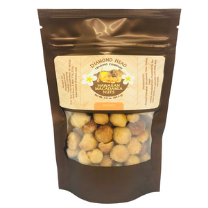 Diamond Head Trading Co - Honey Macadamia Nuts