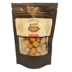 Diamond Head Trading Co - Chili Macadamia Nuts