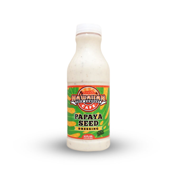 Hawaiian Salad Dressings