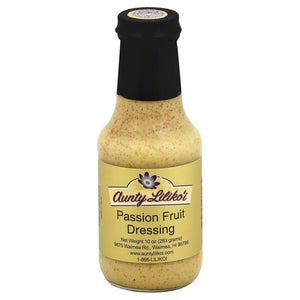 Aunty Lilikoi Passion Fruit Dressing