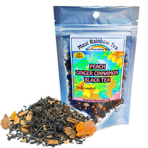 Maui Rainbow Tea Peach Ginger Cinnamon Black Tea