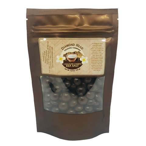 Diamond Head Trading Co - Chocolate Covered Sea Salt