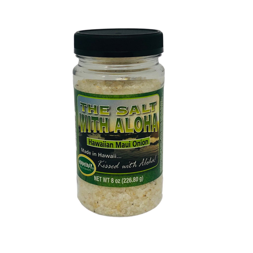 Maui Onion Gourmet Sea Salt