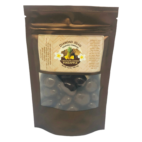 Diamond Head Trading Co - Chocolate Covered Pineapple