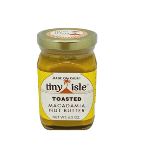 Tiny Isle - Toasted Macadamia Nut Butter