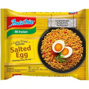 Indomie Salted Egg Flavored 100g - fatb.asia