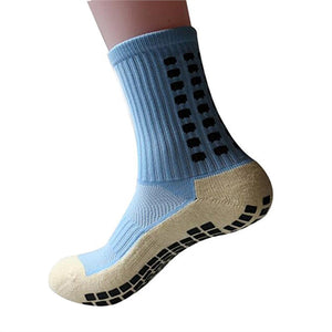 Men Sports Anti-Slip Football Socks