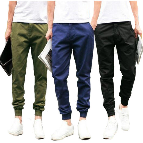 Men's Slim Casual Pants