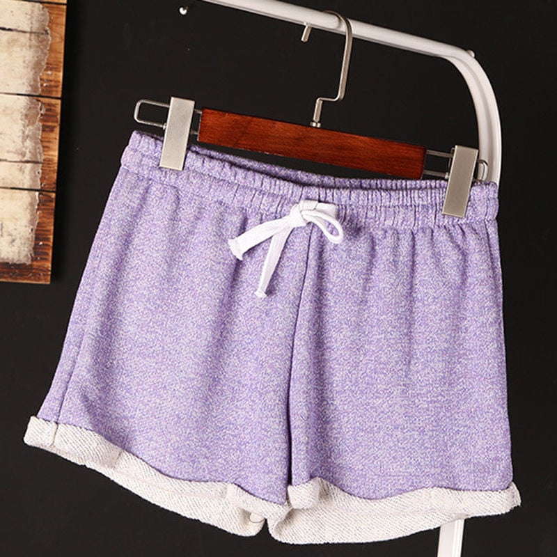 Women's Casual Cotton Shorts