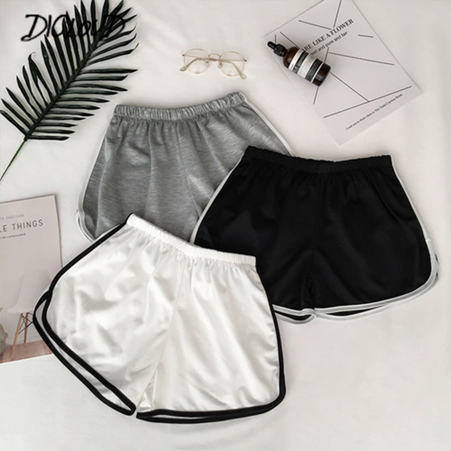 Cute simple shorts