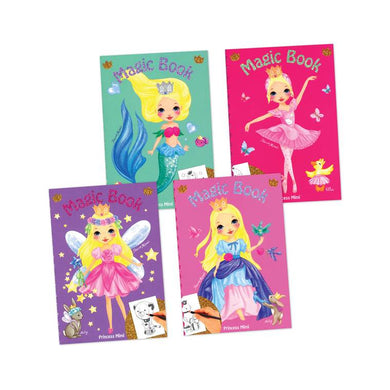 Princess Mimi Magic Book