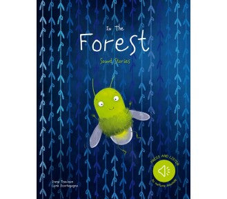 Sassi Into the Forest Sound Book