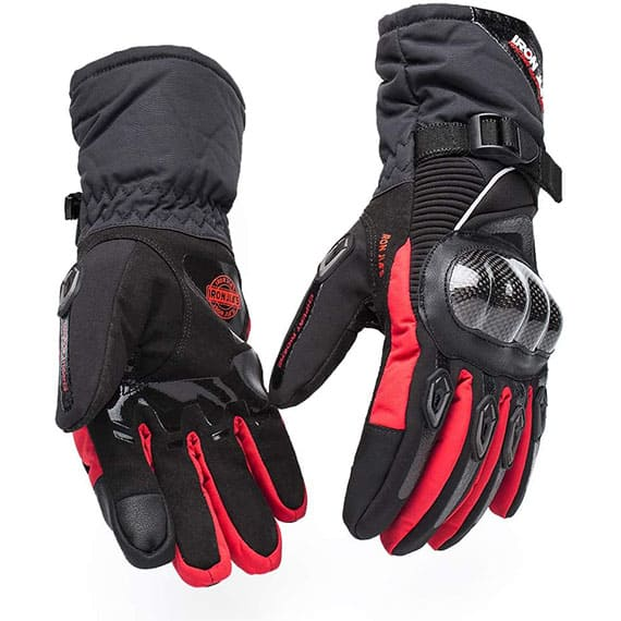 Gants Trottinette<br>Grand Froid