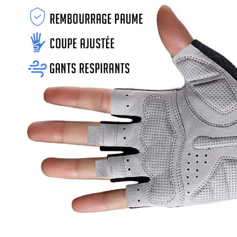 Gants Trottinette<br>Mitaines Spider